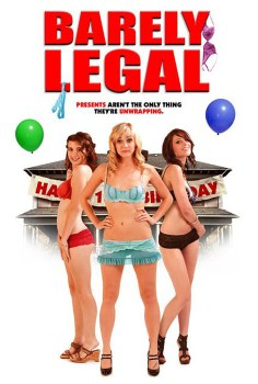 Barely Legal Filmi izle +18 Erotik