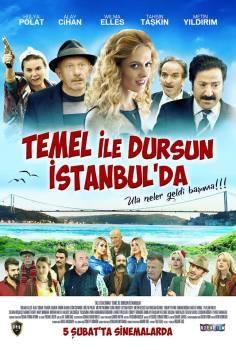 Temel ile Dursun İstanbul'da 720p izle