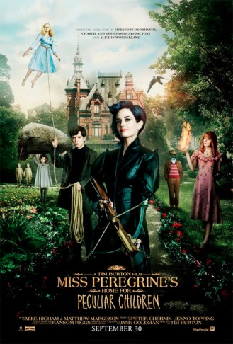 Miss Peregrine's Home for Peculier Children