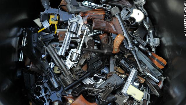throw away guns