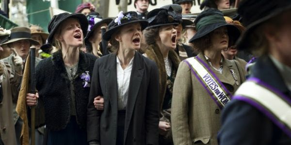 London Film Festival - suffragette