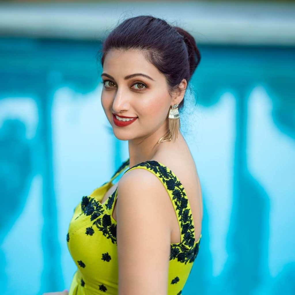 24+ Stunning Photos of Hamsa Nandini 2