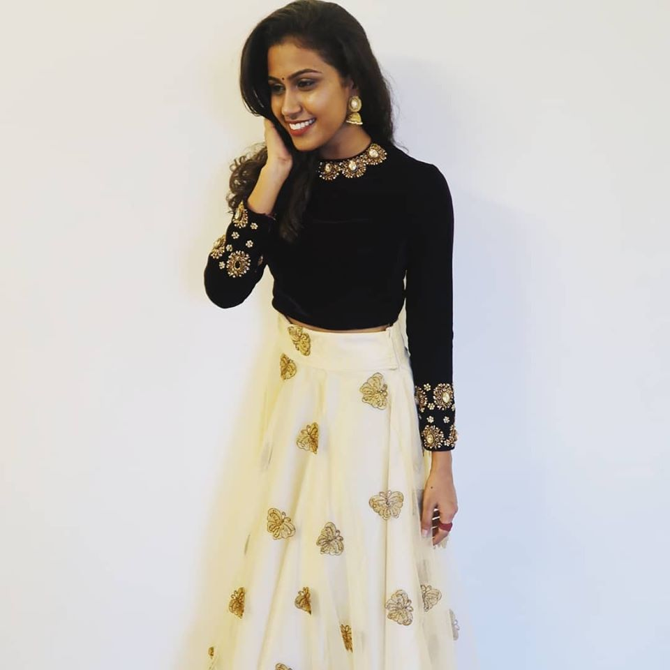 Anagha Maria Varghese Beautiful  Photos, Biography, Wiki, Family, Instagram 12