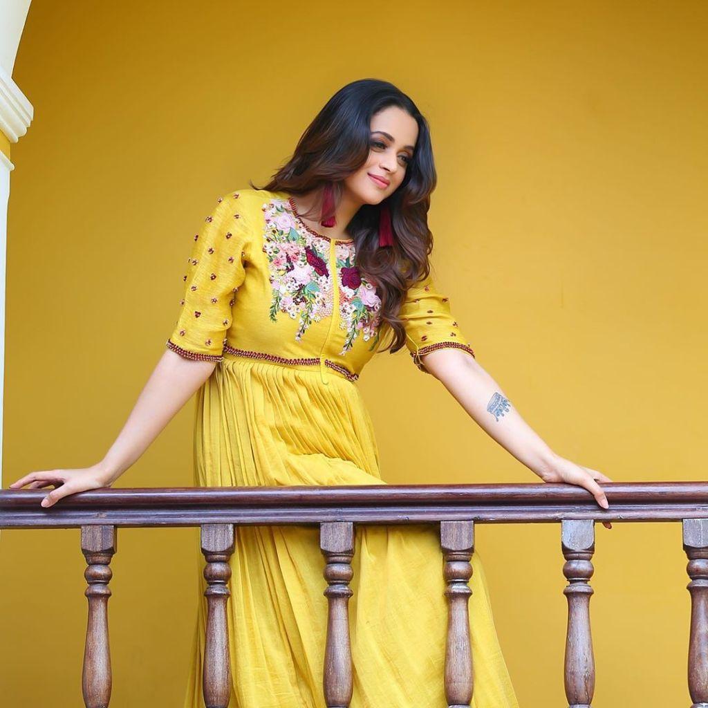 33+ Beautiful Photos of Bhavana 16