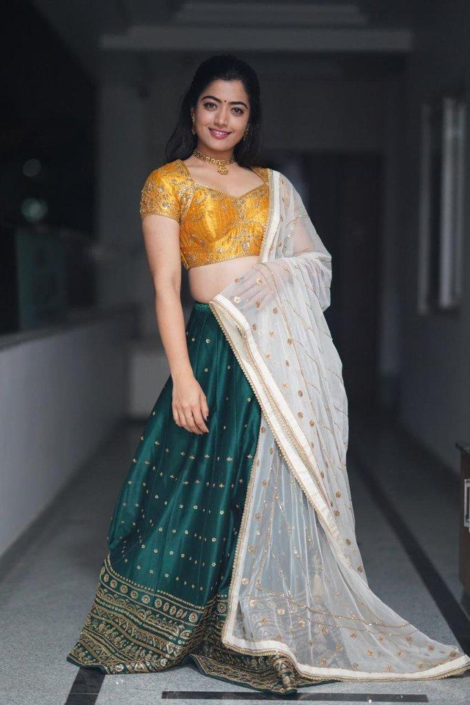 90+ Lovely Photos of Rashmika Mandanna 27