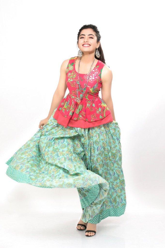 90+ Lovely Photos of Rashmika Mandanna 35