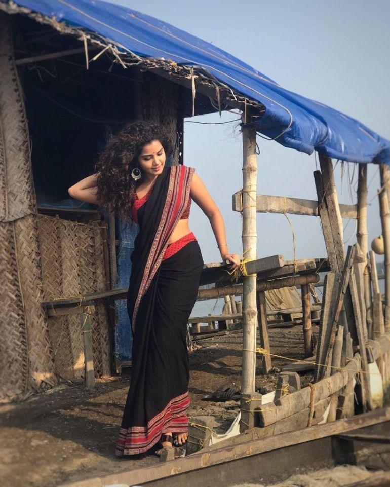 54+ Gorgeous Photos of Anupama Parameswaran 125