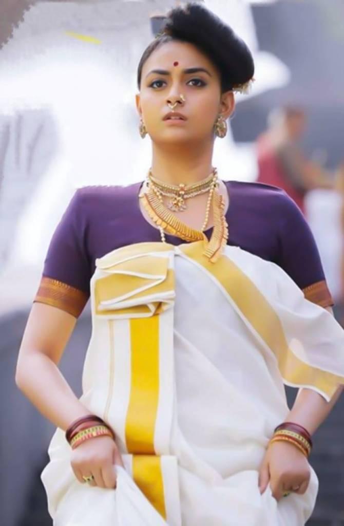66+ Charming Photos of Keerthy Suresh 50