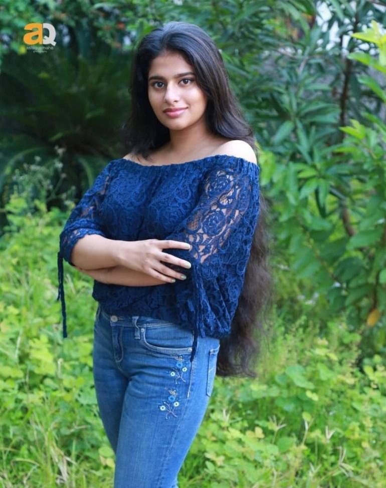 42+ Cute Photos of Nayanthara Chakravarthy 19