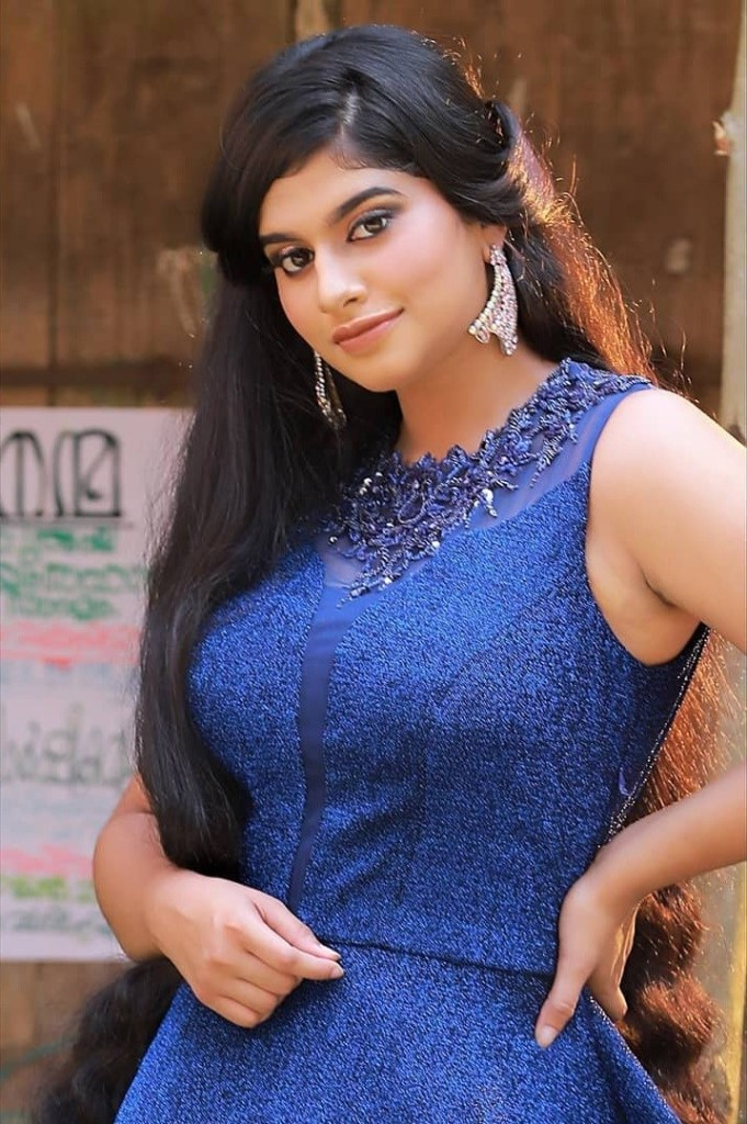 42+ Cute Photos of Nayanthara Chakravarthy 23