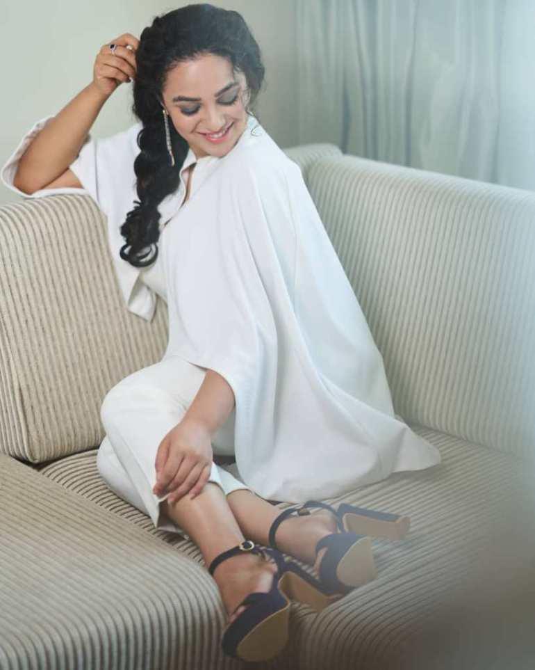 51+ Glamorous Photos of Nithya Menon 22