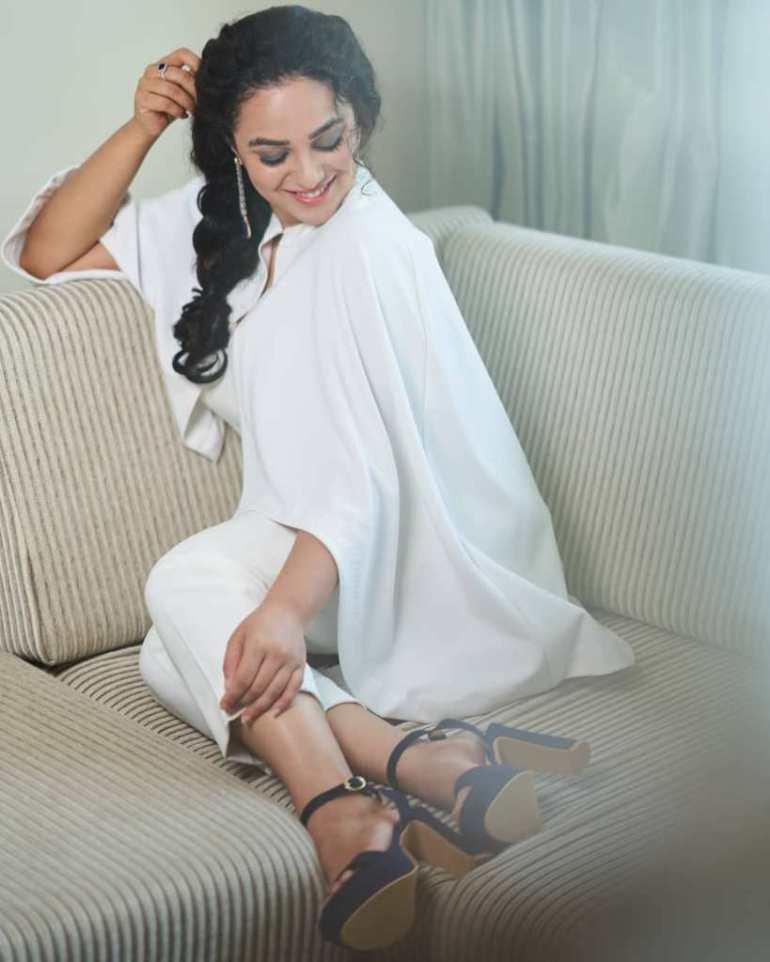 51+ Glamorous Photos of Nithya Menon 106