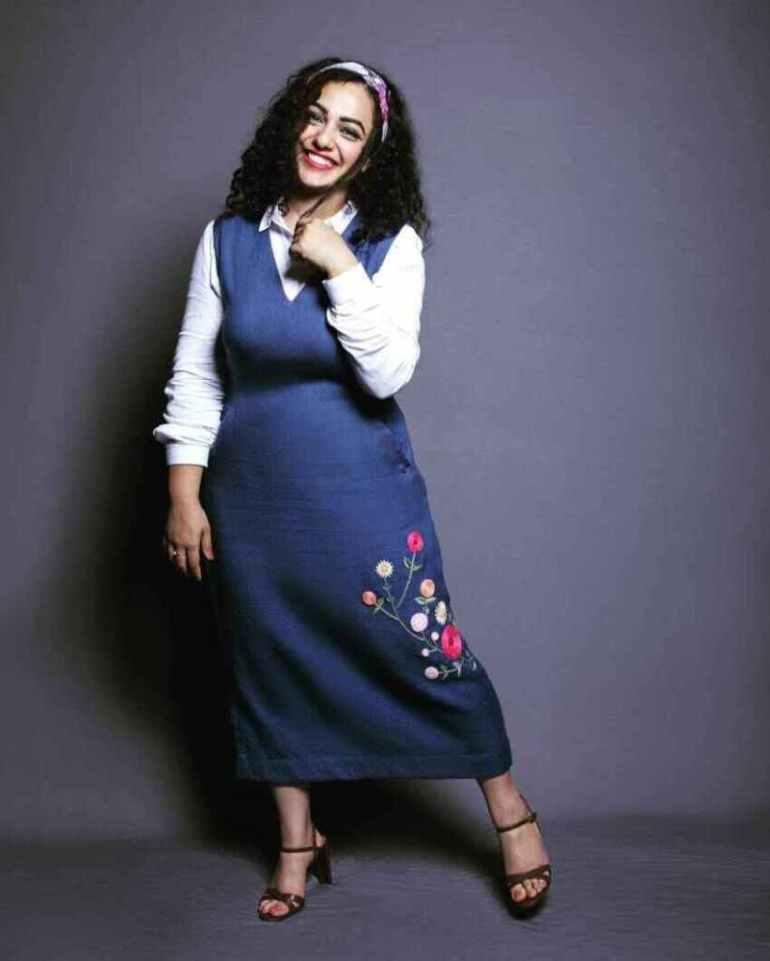 51+ Glamorous Photos of Nithya Menon 129