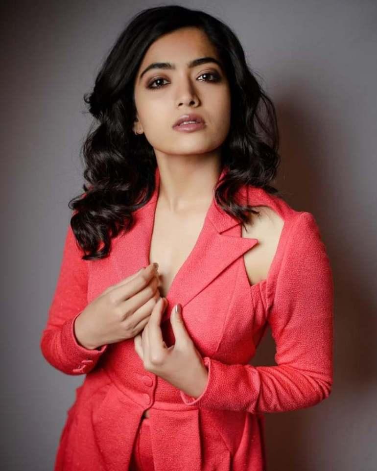 90+ Lovely Photos of Rashmika Mandanna 13