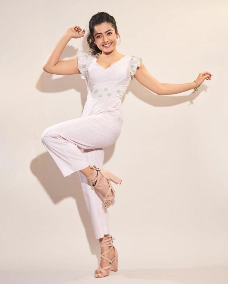 90+ Lovely Photos of Rashmika Mandanna 133