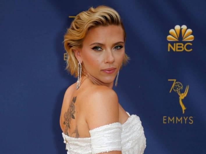 69+ Unseen Photos of Scarlett Johansson 3