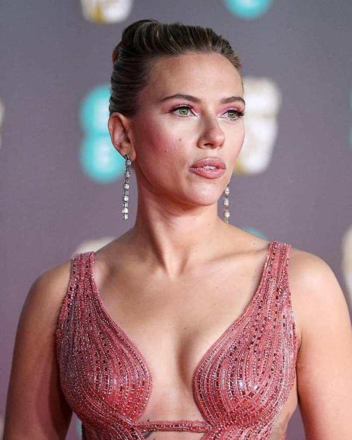 69+ Unseen Photos of Scarlett Johansson 17