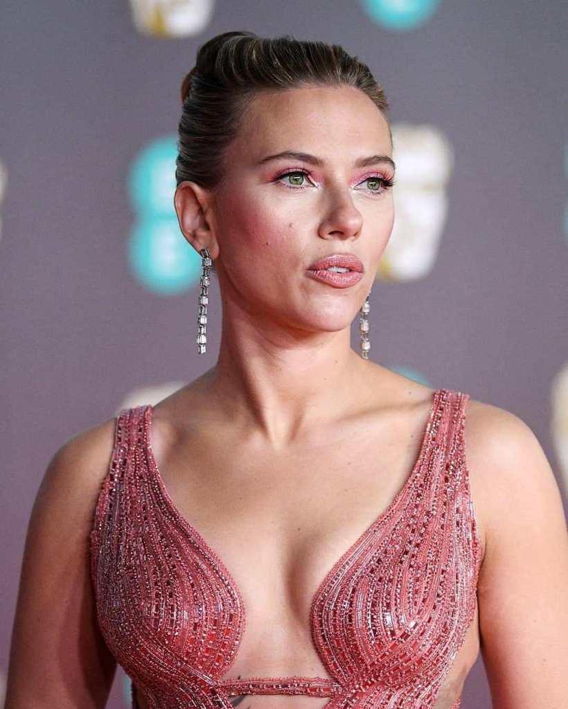 69+ Unseen Photos of Scarlett Johansson 18