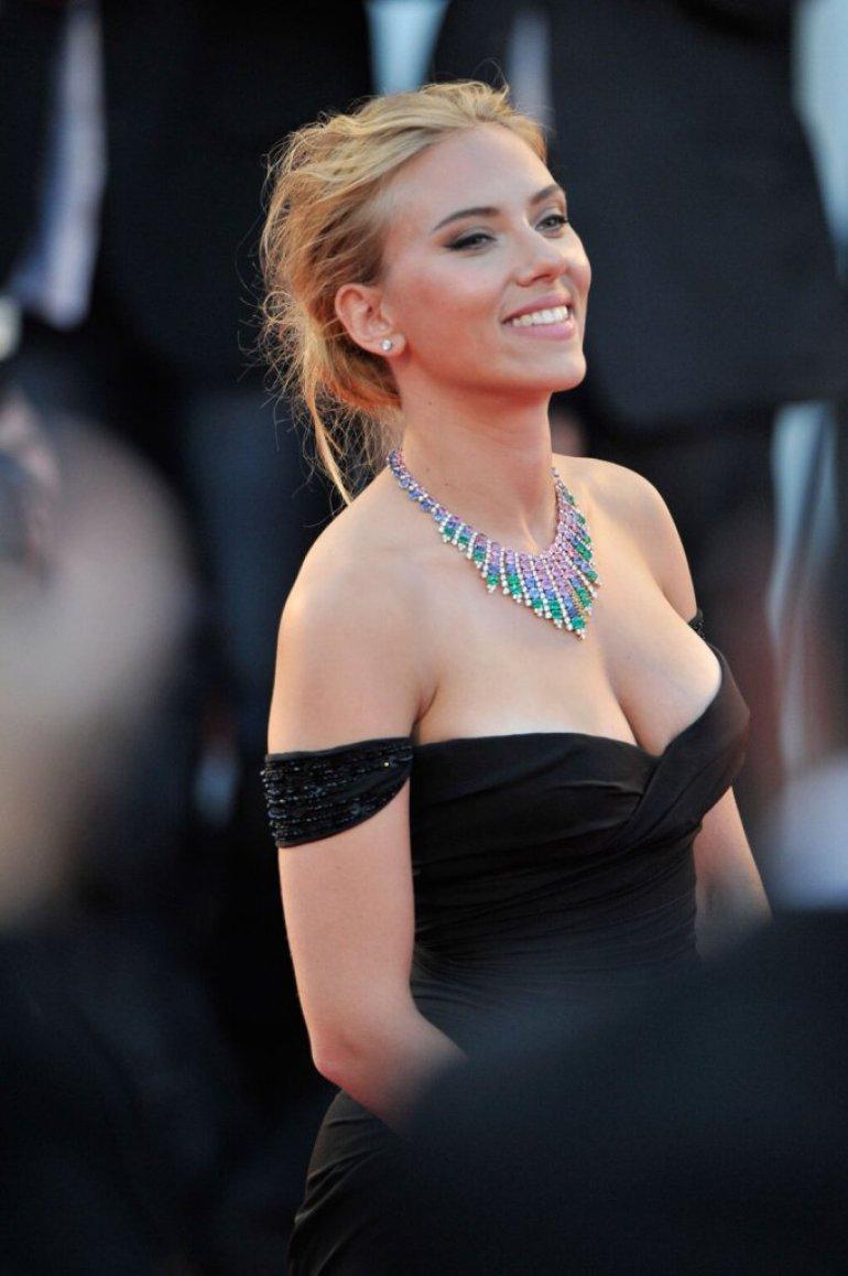 69+ Unseen Photos of Scarlett Johansson 26