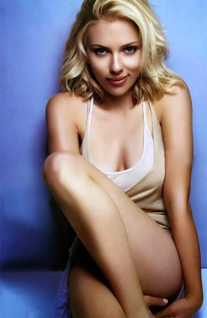 69+ Unseen Photos of Scarlett Johansson 29