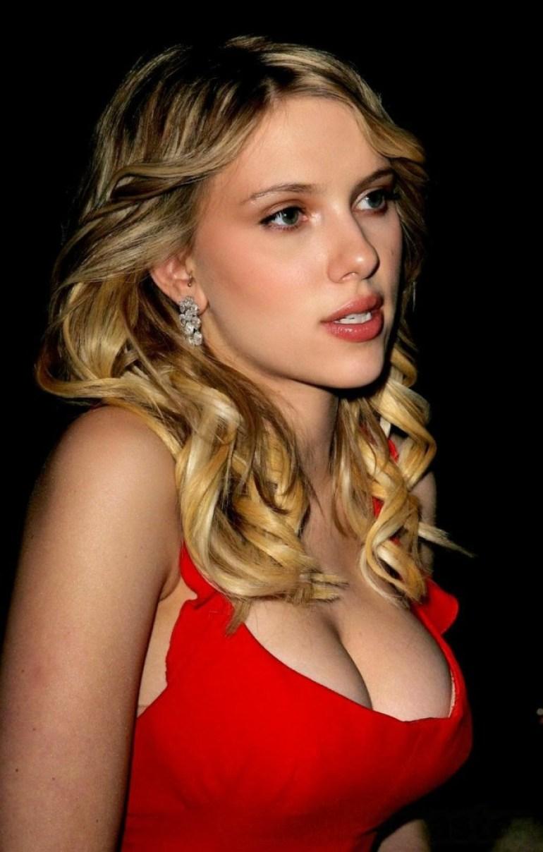 69+ Unseen Photos of Scarlett Johansson 32