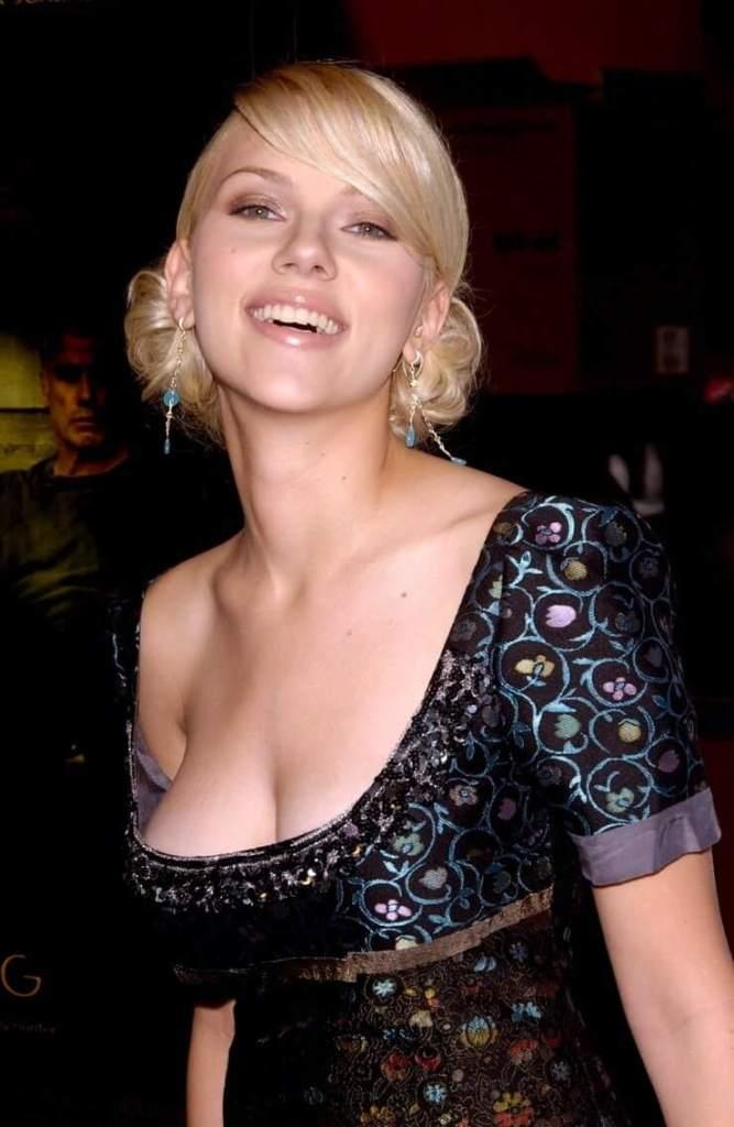 69+ Unseen Photos of Scarlett Johansson 35