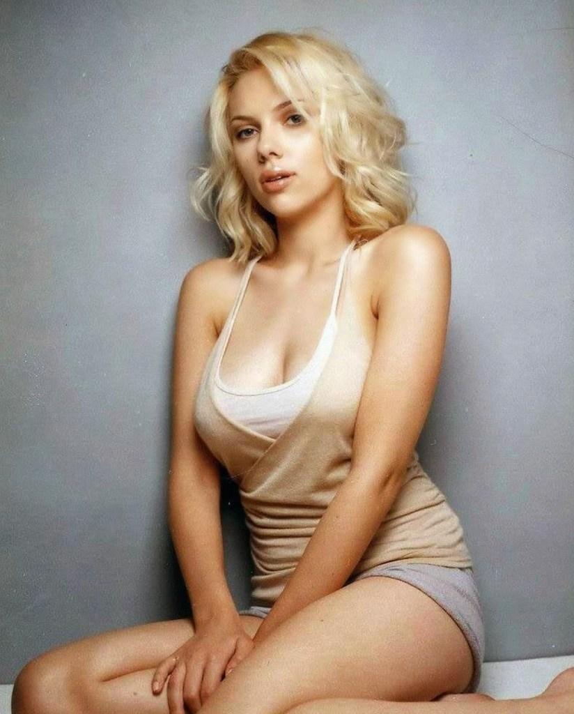 69+ Unseen Photos of Scarlett Johansson 52