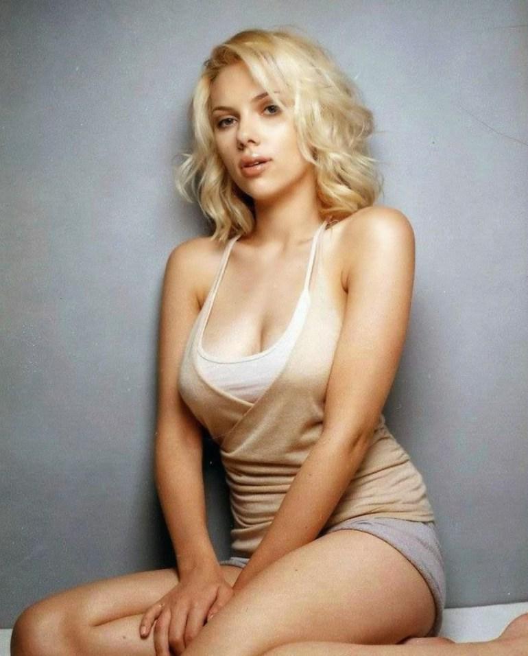 69+ Unseen Photos of Scarlett Johansson 135