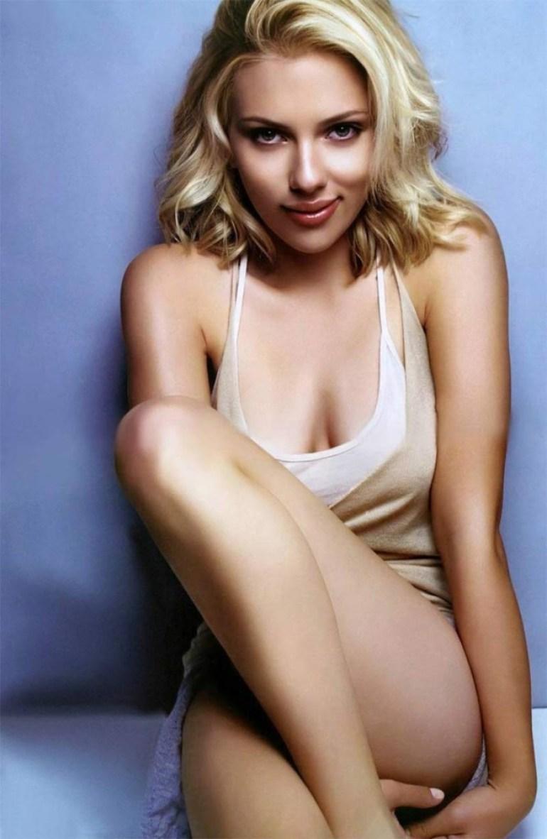 69+ Unseen Photos of Scarlett Johansson 136