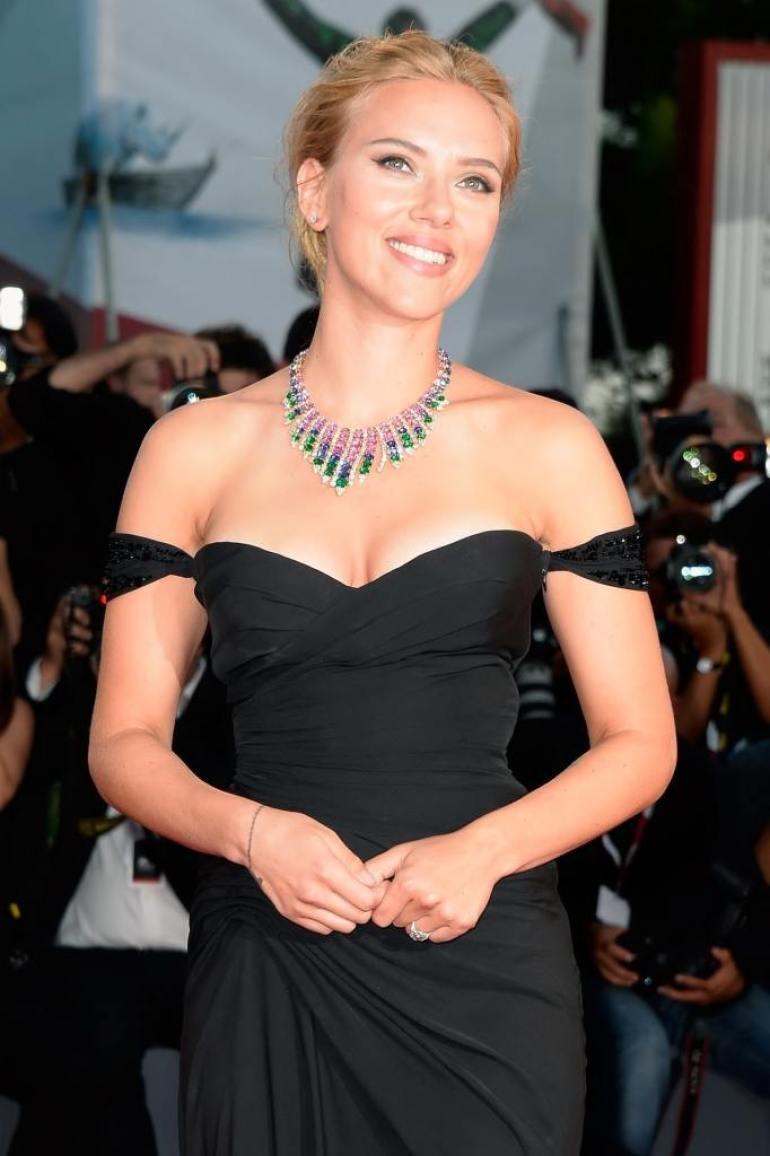 69+ Unseen Photos of Scarlett Johansson 55