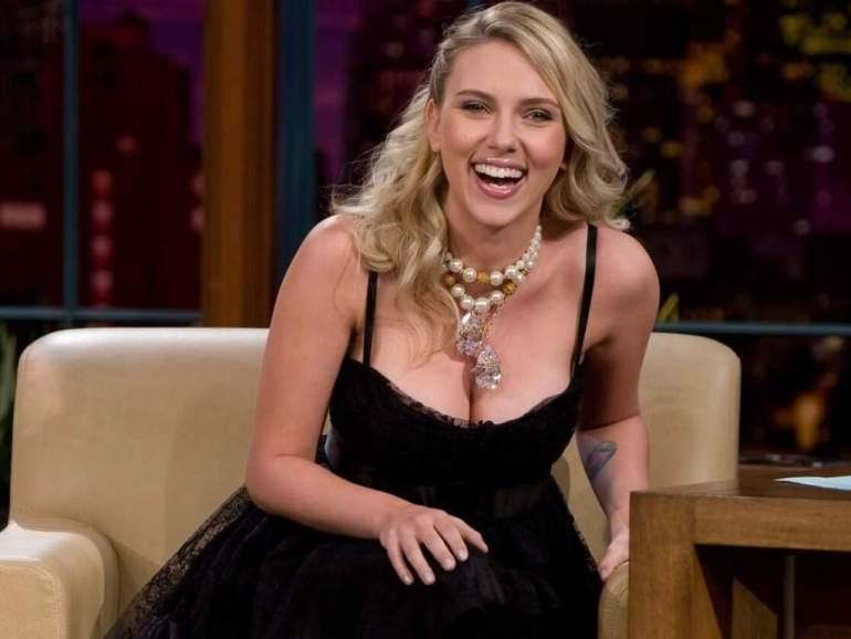 69+ Unseen Photos of Scarlett Johansson 142