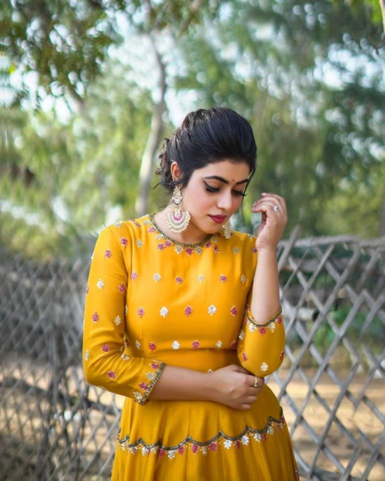 35+ Beautiful Photos of Shamna Kasim 111