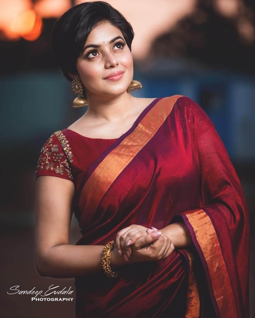 35+ Beautiful Photos of Shamna Kasim 23