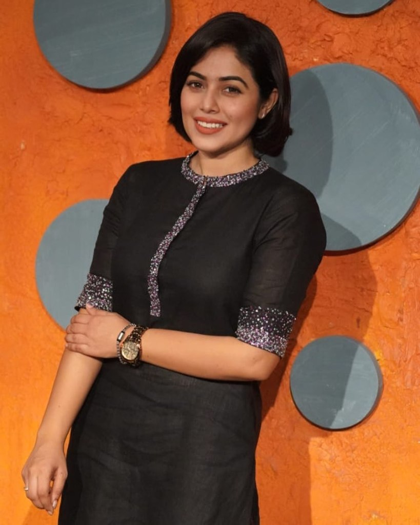 35+ Beautiful Photos of Shamna Kasim 31