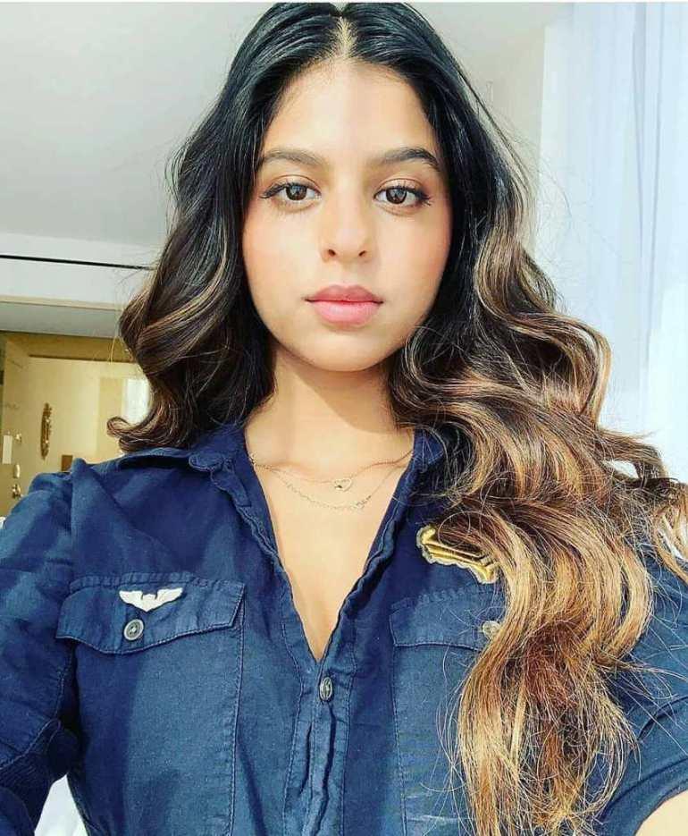 40+ Cute Photos of Suhana khan 10