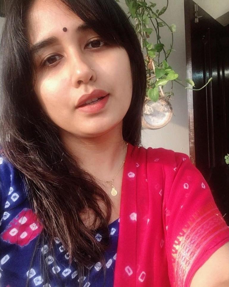 64+ Cute Photos of Haritha Parokod 9