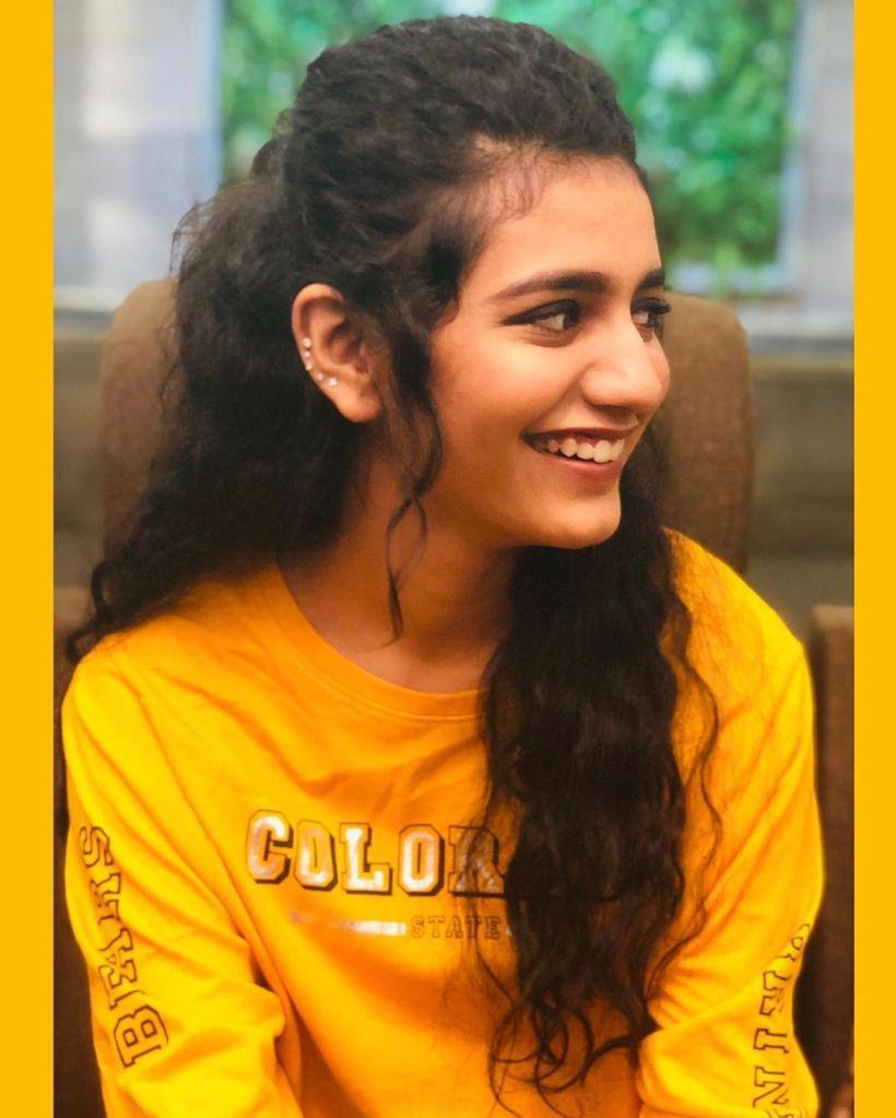 108+ Cute Photos of Priya Prakash Varrier 45