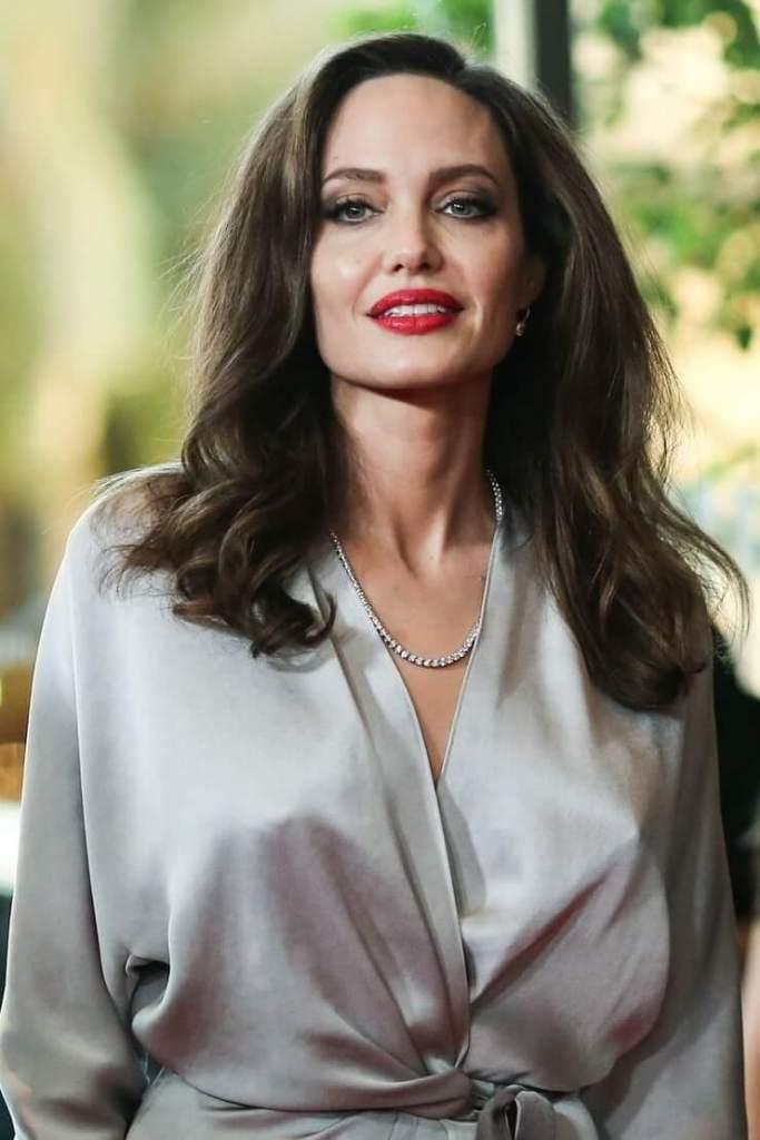 35+ Glamorous Photos of Angelina Jolie 6