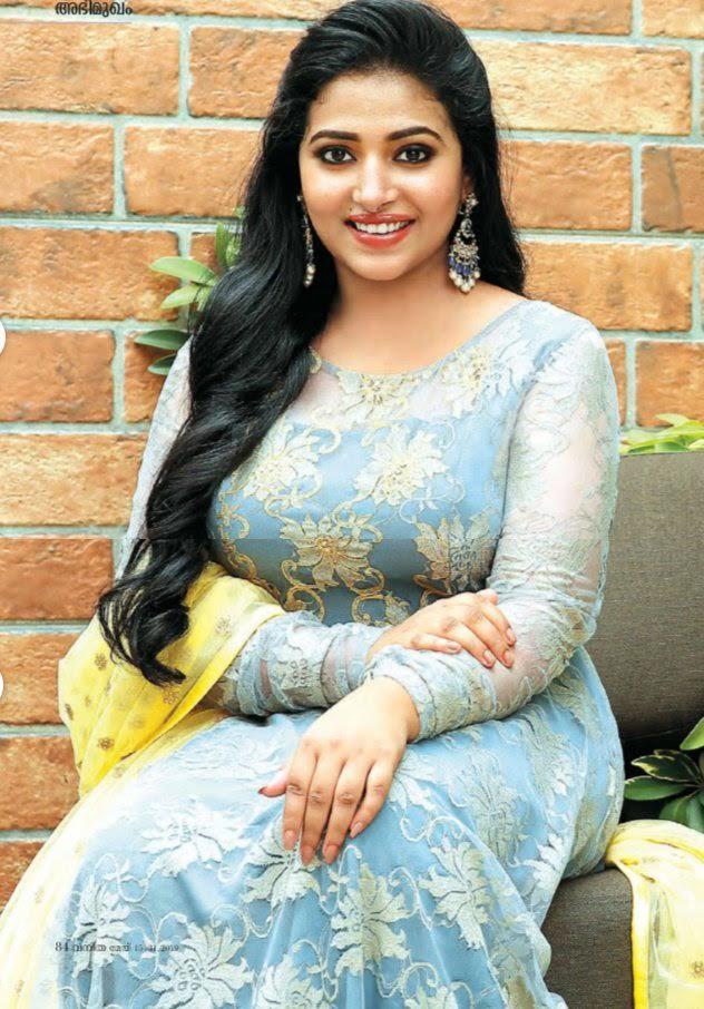 49+ Lovely Photos of Anu Sithara 32