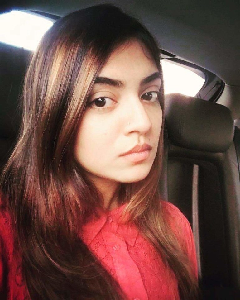 27+ Cute photos of Nazriya Nazim 101