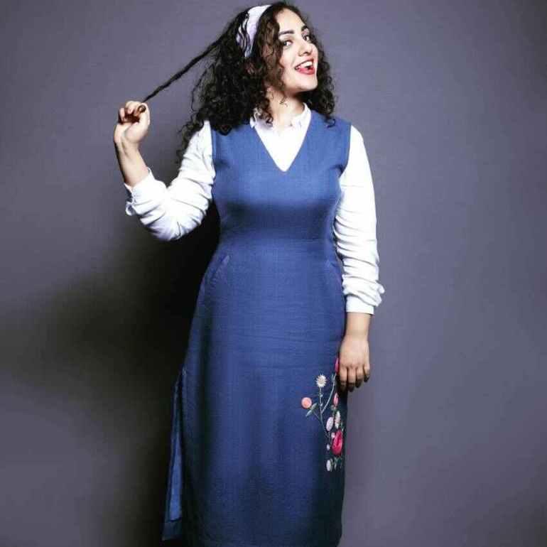 51+ Glamorous Photos of Nithya Menon 39