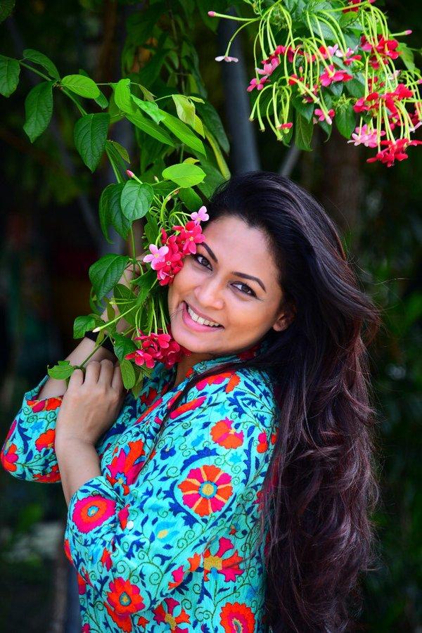 20+ Beautiful Photos of Pooja Umashankar 14