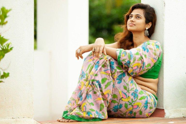 59+ Gorgeous Photos of Ramya Pandiyan 132