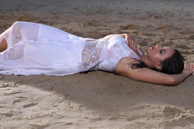 43+ Lovely Photos of Sana Khan 8