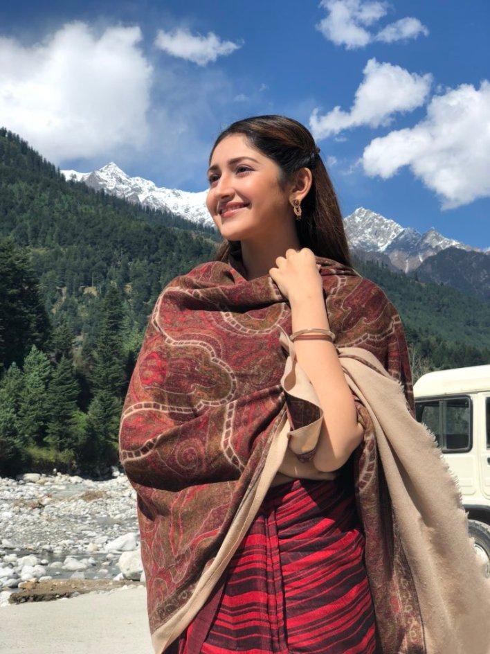 72+ Charming Photos of Sayesha Saigal 40