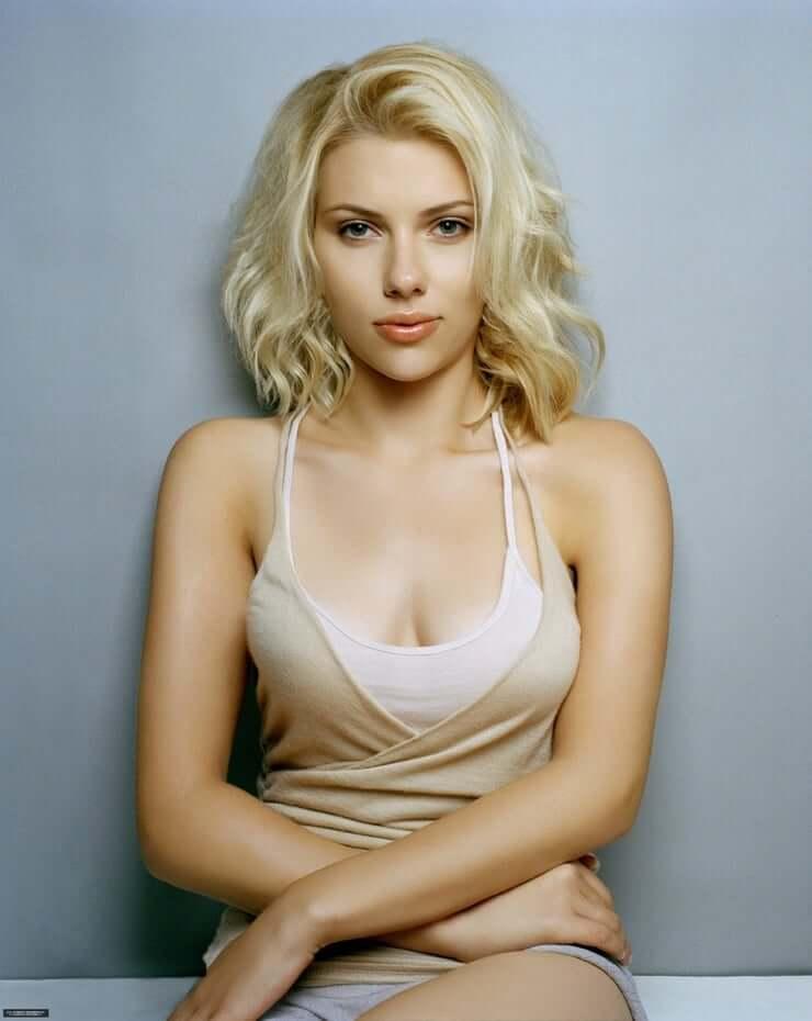69+ Unseen Photos of Scarlett Johansson 38