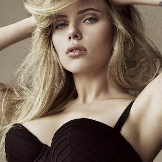 69+ Unseen Photos of Scarlett Johansson 11