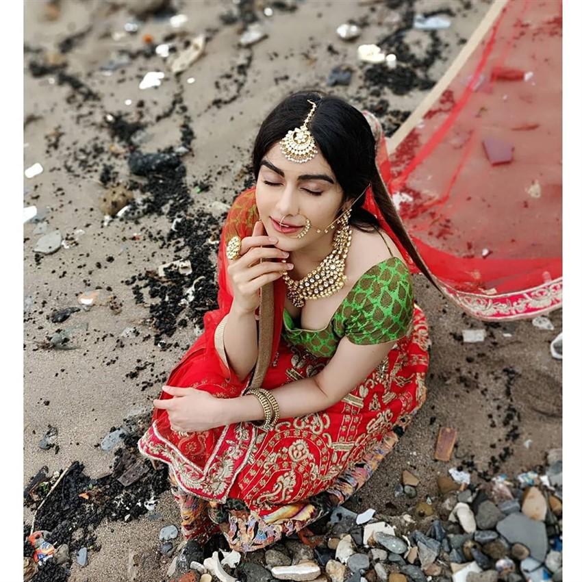 64+ beautiful HD Photos of Adah Sharma 22