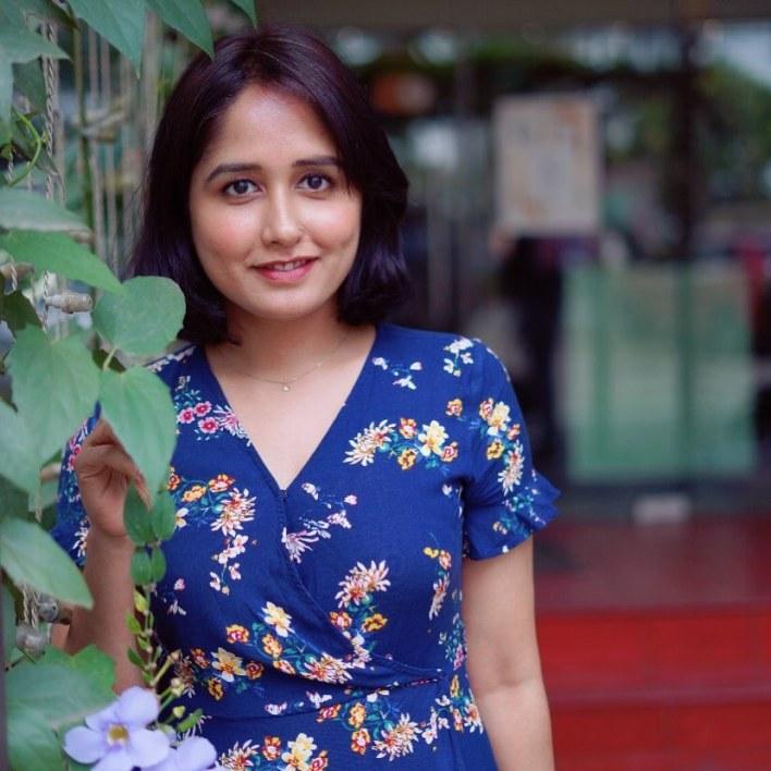 64+ Cute Photos of Haritha Parokod 51