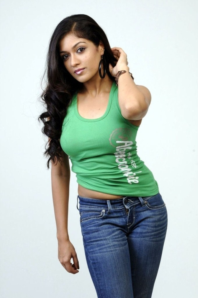 Check out this 45 Beautiful Photos of Meghna Raj 25